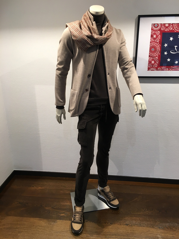 look automne hiver homme